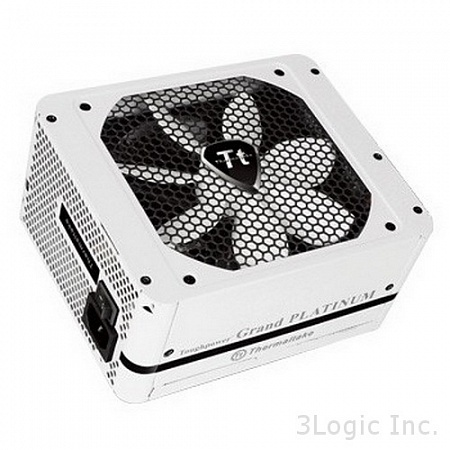 Детальная картинка Thermaltake Toughpower Grand 600W RTL [TPG-600MPCPEU] {ATX, 140mm, 8xSATA, 2xPCI-e 6, 2xPCI-e 6+2, APFC} от компании Атлас-Р